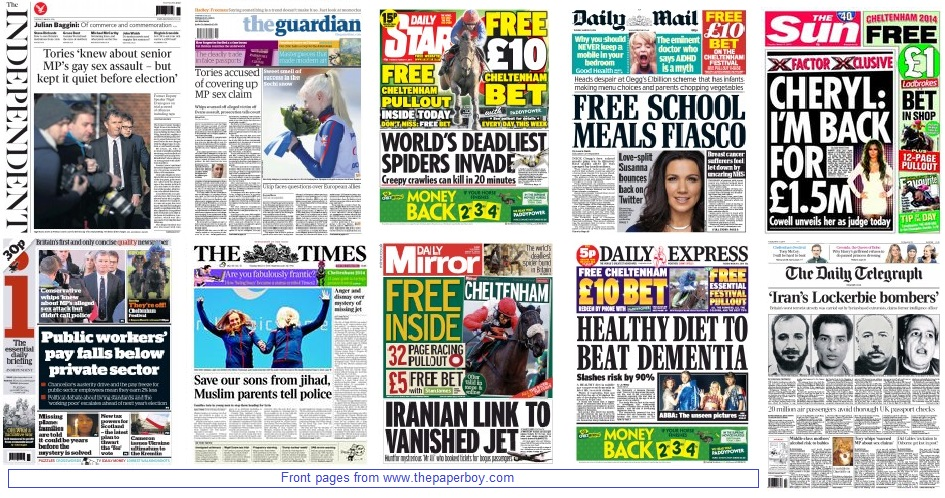 front pages 11-13-14