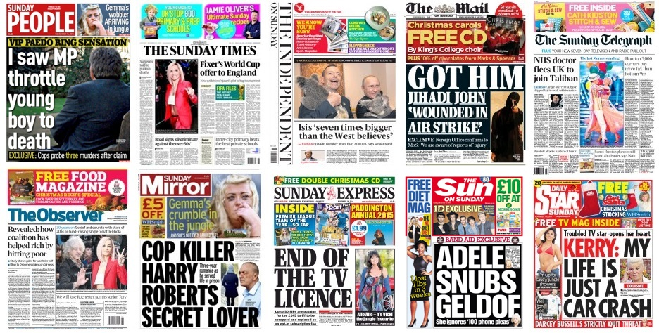 front pages 16-11-14