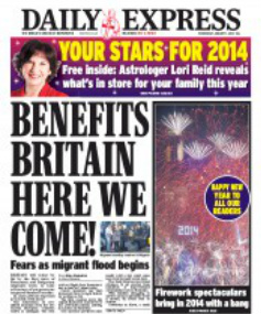 Express Benefits Britain