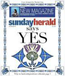 Sunday Herald May 4