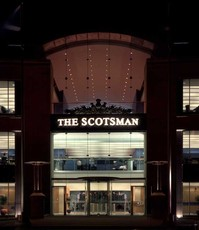 Scotsman entrance