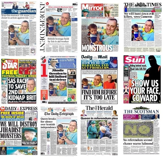 front pages 15-09-14