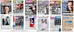 front pages 13-08-14