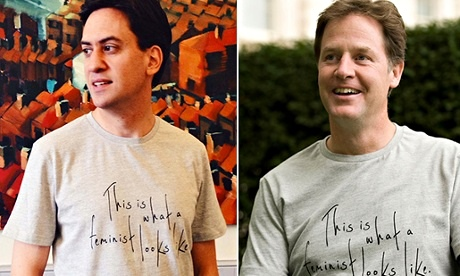 Miliband and Clegg