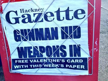 hackney gazette bill