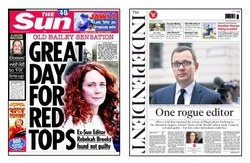 best front pages