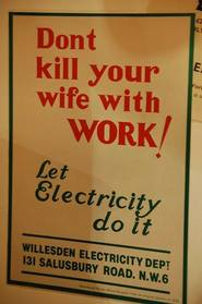 don't kill your wife with work