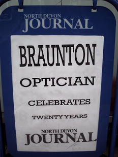 North Devon Journal bill