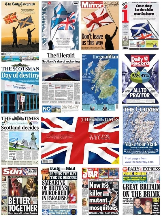 front pages 18-09-14