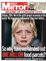 Daily Mirror April 2014
