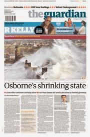 Guardian Osbournes shrinking state